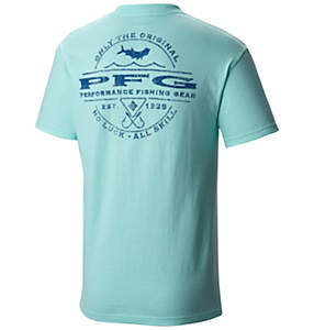 Men's PFG All Skill™ Tarpon Short Sleeve Tee Shirt