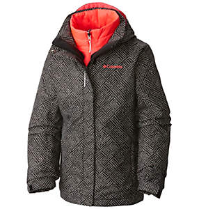 Girl's Snowed In™ Interchange Jacket