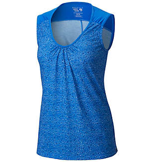 Women's DrySpun™ Printed Sleeveless T