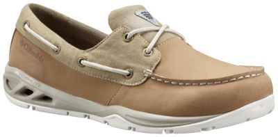 4e593676f9d7 Men s Boatdrainer Fly PFG Ventilated Boat Shoes