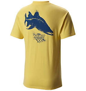 Men's PFG Silhouette Series™ Snook Short Sleeve Tee Shirt