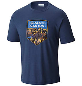 Men's National Parks Tee Shirt - Grand Canyon