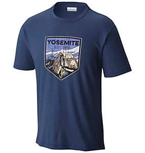 Men's National Parks Tee Shirt - Yosemite