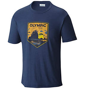 Men's National Parks Tee Shirt - Olympic
