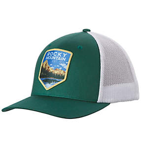 National Parks Mesh Hat - Rocky Mountain