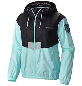 Women's Flashback™ Windbreaker Park Edition Jacket - Glacier