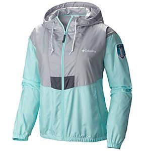 Women's Flashback™ Windbreaker Park Edition Jacket - Yellowstone