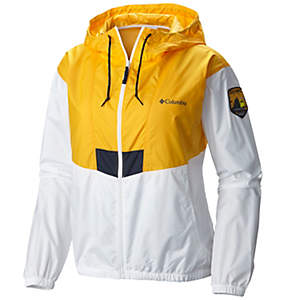 Women's Flashback™ Windbreaker Park Edition Jacket - Olympic