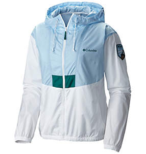 Women's Flashback™ Windbreaker Park Edition Jacket - Acadia