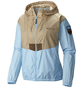 Women's Flashback™ Windbreaker Park Edition Jacket - Grand Canyon