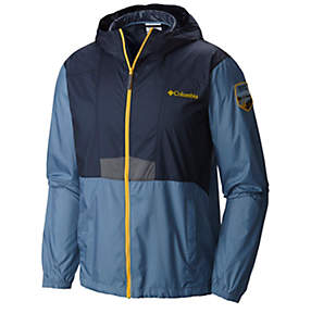 Men's Flashback™ Windbreaker Park Edition Jacket - Grand Teton