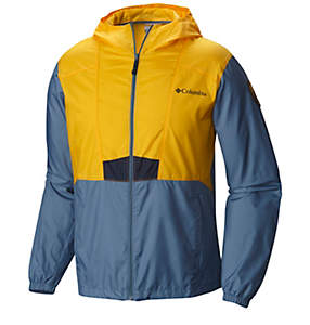 Men's Flashback™ Windbreaker Park Edition Jacket - Olympic