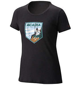 Women's National Parks Tee Shirt - Acadia