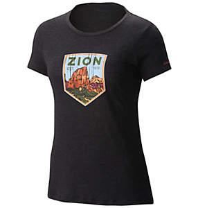 Women's National Parks Tee Shirt - Zion