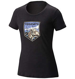 Women's National Parks Tee Shirt - Yosemite