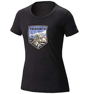 Women's National Parks Tee Shirt - Yosemite