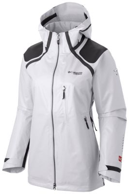 photo: Columbia Women's OutDry Ex Diamond Shell Jacket