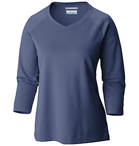 Women's PFG Skiff Agua™ 3/4 Sleeve Shirt - Plus Size