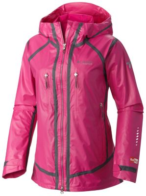 photo: Columbia Women's OutDry Ex Platinum Tech Shell Jacket