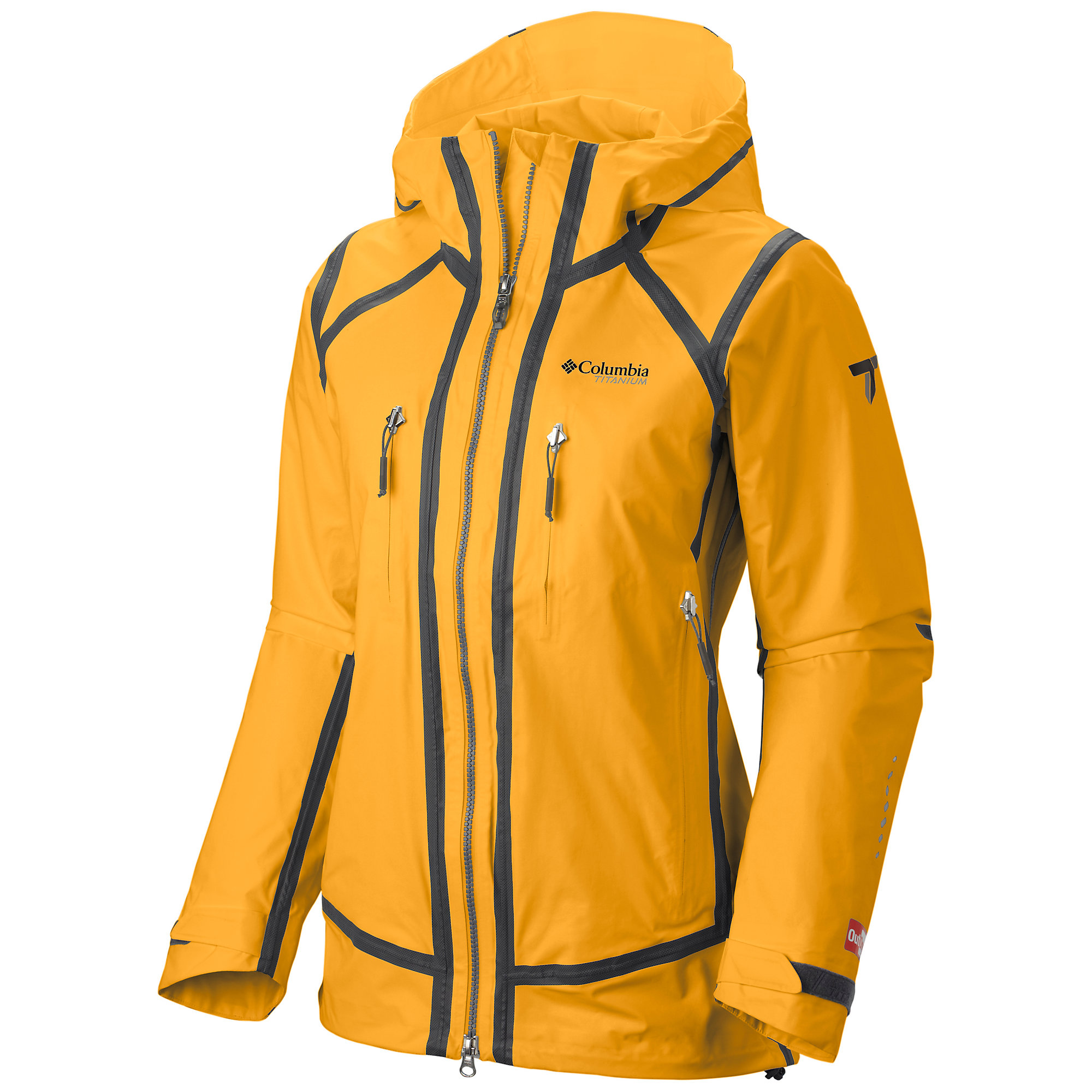 Columbia OutDry Ex Platinum Tech Shell Jacket