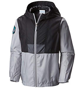Youth Flashback™ Windbreaker Park Edition Jacket - Glacier