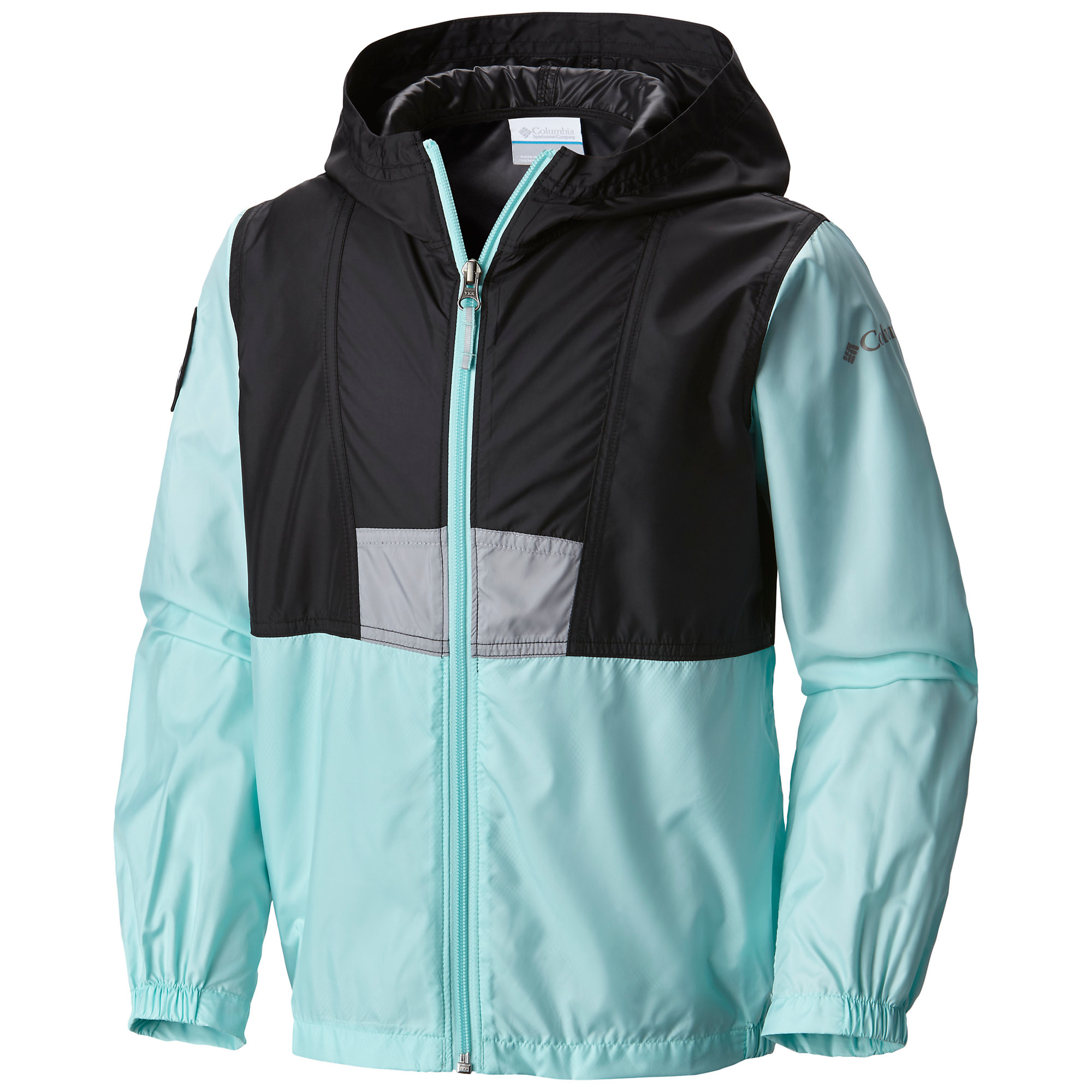 photo: Columbia Men's Flashback Windbreaker