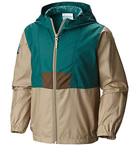 Youth Flashback™ Windbreaker Park Edition Jacket - Rocky Mountain