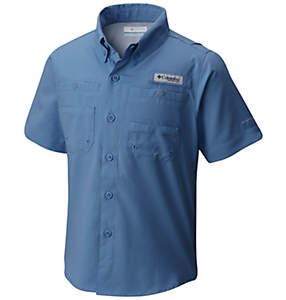 Boy's Tamiami™ Short Sleeve Shirt