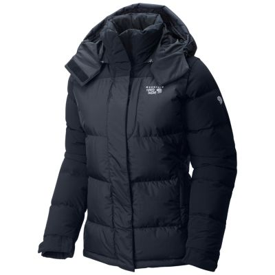 photo: Mountain Hardwear Women's Chillwave Parka down insulated jacket
