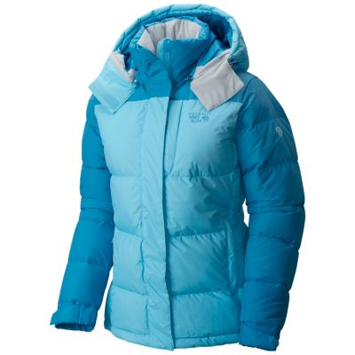 photo: Mountain Hardwear Men's Classic Chillwave Down Parka