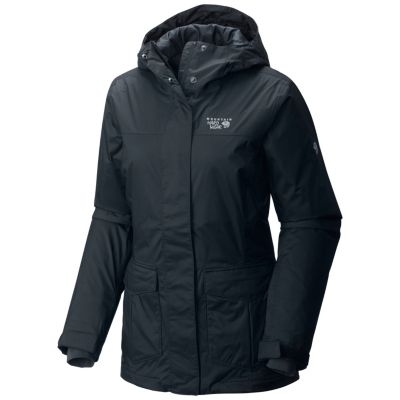 photo: Mountain Hardwear Miss Snow It All Jacket snowsport jacket