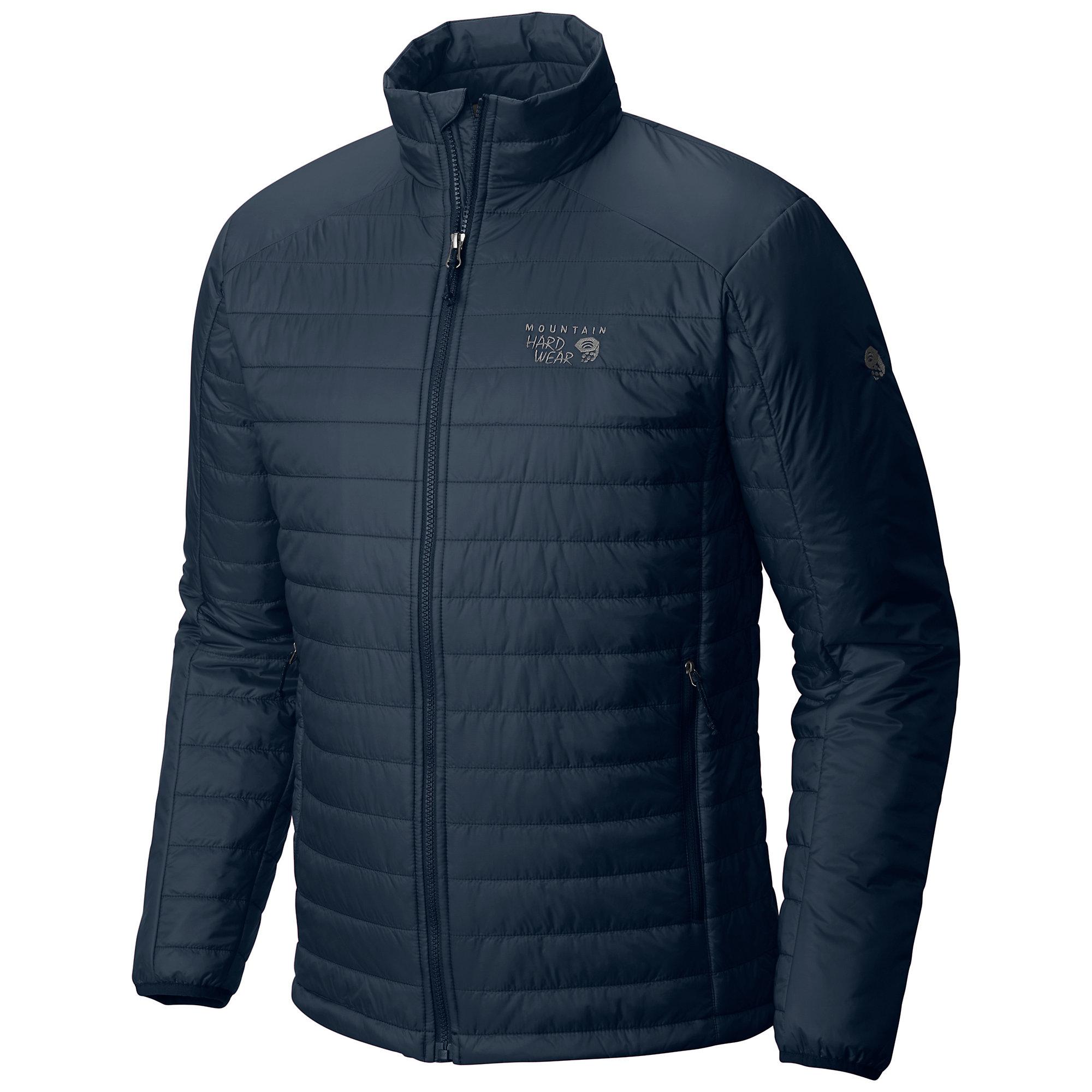 photo: Mountain Hardwear Men's Thermostatic Jacket synthetic insulated jacket
