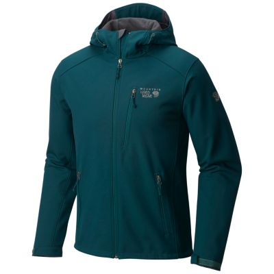 photo: Mountain Hardwear Men's Classic Principia Softshell Jacket