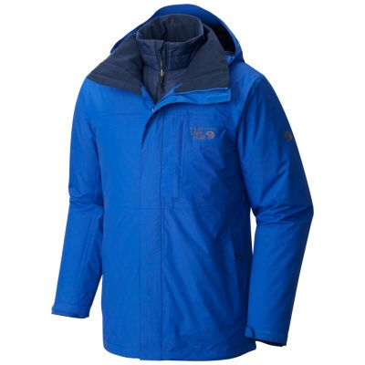 photo: Mountain Hardwear Excursion Trifecta Jacket