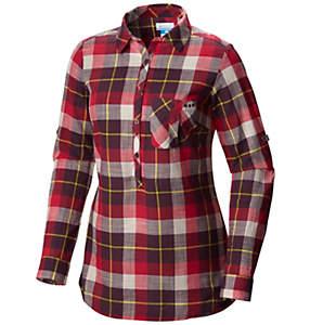 Women's PFG Coral Springs™ II Woven Long Sleeve Shirt - Plus Size
