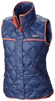 Columbia Harborside Diamond Quilted Vest
