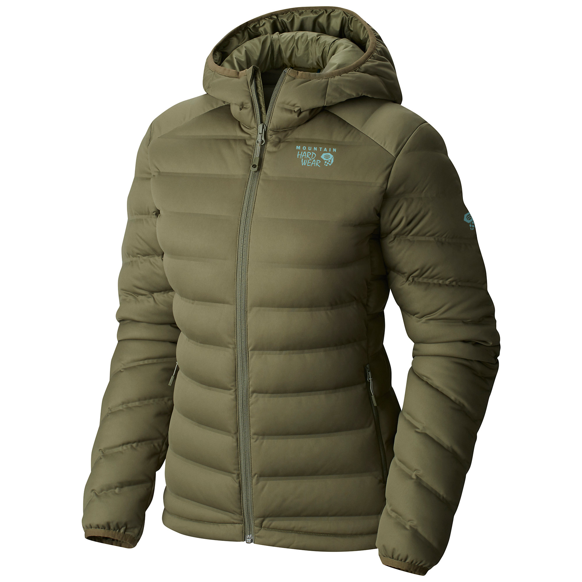21547865824 UPC 887487794505 product image for Mountain Hardwear StretchDown Hooded  Jacket 397 L-