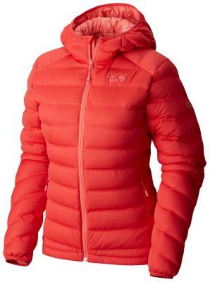 photo: Mountain Hardwear Women's StretchDown Hooded Jacket