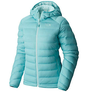 Women's StretchDown™ Hooded Jacket