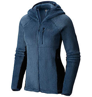 Women's Fleece Jackets & Zip-up Coats & Vests | Mountain Hardwear