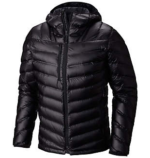 Men's StretchDown™ RS Hooded Jacket