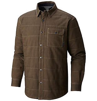 Men's Yuba Pass™ Fleece Lined Shacket