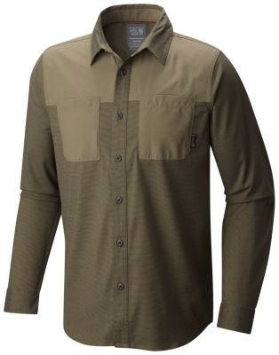 Mountain Hardwear Stretchstone Utility Long Sleeve Shirt