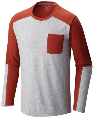 photo: Mountain Hardwear Burdell Long Sleeve T