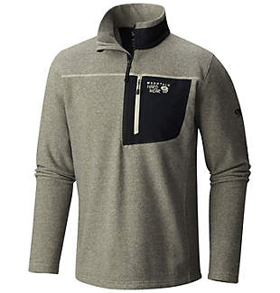 Men's Toasty Twill™ Fleece 1/2 Zip