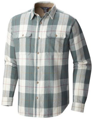 photo: Mountain Hardwear Walcott Long Sleeve Shirt