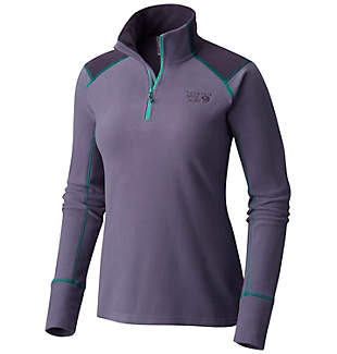 Women's Microchill™ 2.0 Zip T
