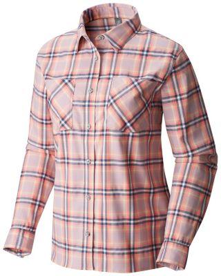 photo: Mountain Hardwear Stretchstone Boyfriend Long Sleeve Shirt