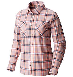 Women's Stretchstone™ Boyfriend Long Sleeve Shirt