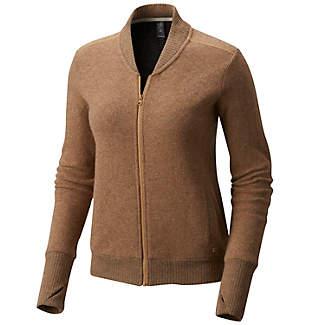 Women's Sarafin™ Long Sleeve Bomber